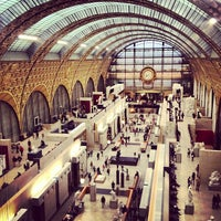 Photo taken at Orsay Museum by Aleksandr S. on 4/4/2013