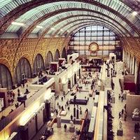 Foto tirada no(a) Museu de Orsay por Aleksandr S. em 4/4/2013