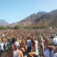 Photo taken at El Charco de San Nicolás by Ruth B. on 9/20/2014