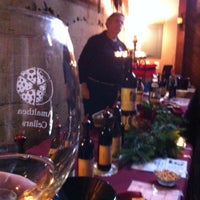 Photo taken at Amalthea Winery by Palmer E. on 11/30/2013