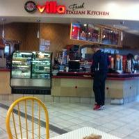 Photo taken at Villa Fresh Italian Kitchen by Palmer E. on 10/14/2013
