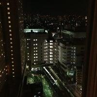 Photo taken at Via Inn Tokyo Oimachi by ystk s. on 2/21/2013