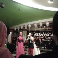 Photo taken at Atria Effects Bistro & Chocolate Cafe by Azhari F. on 10/26/2014