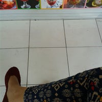 Photo taken at Planet Juice by Azhari F. on 6/28/2014