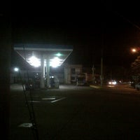 Photo taken at E/S Mobil - Santa Helena by Wilson O. on 5/9/2013