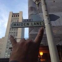 Maiden Lane Salon & Spa