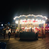 Photo taken at The Carousel at Pier 39 by Richie W. on 7/18/2018