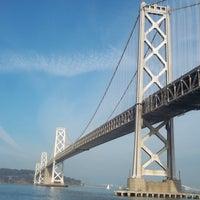 Photo taken at San Francisco-Oakland Bay Bridge by Richie W. on 6/19/2013
