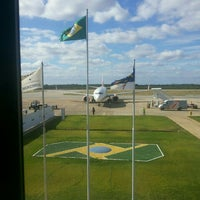 Photo taken at Petrolina Senator Nilo Coelho Airport (PNZ) by Sued S. on 5/11/2013