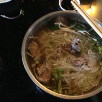 Photo taken at Pho Doan (Vietnamese Noodle & Grill) by Syla L. on 6/20/2013