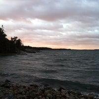 Photo taken at Kunstenniemi by Mårten S. on 11/30/2013