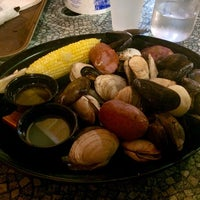 Photo taken at Anthony's Seafood by Matthew F. on 10/19/2014