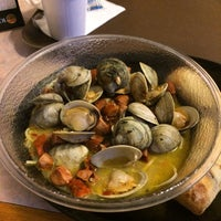 Photo taken at Anthony's Seafood by Matthew F. on 10/18/2014