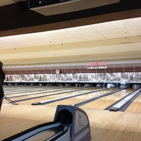 Photo taken at Linbrook Bowling Center by Ehab N. on 5/20/2014