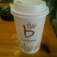 Photo taken at Caffé bene by Daesung P. on 10/24/2012
