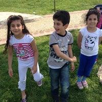 Photo taken at Atakent Parki by Ali Ç. on 5/2/2014
