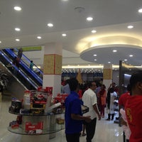 Photo taken at House of Fashions Mega Mall by Hasitha K. on 12/1/2013