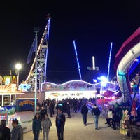 Photo taken at Foire du Trône by Yoann A. on 5/11/2013
