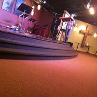 Photo taken at Vineyard Community Church by Jae S. on 10/21/2012