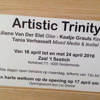 Photo taken at Zaal 't Sestich by Kaatje G. on 4/21/2016