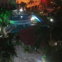 Photo taken at Hotel Vilage Inn by márcio antonio d. on 3/18/2013
