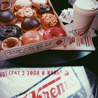 Photo prise au Krispy Kreme par Ekaterina S. le3/17/2014