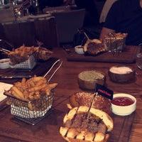 Photo taken at Nusr-Et Steakhouse by Mohammed on 10/7/2018