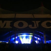 Photo taken at Mojo Stage by Alexandra W. on 4/4/2015