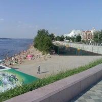 Снимок сделан в Набережная (3-я очередь) пользователем Nataly S. 7/6/2013