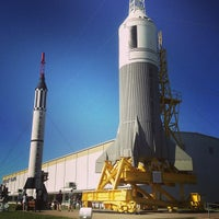 3/14/2013 tarihinde Sander d.ziyaretçi tarafından Rocket Park (NASA Saturn V Rocket)'de çekilen fotoğraf