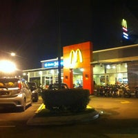 Photo taken at McDonald's & McCafé by Twelve Less on 11/8/2012