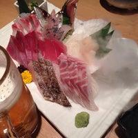 Photo taken at 魚屋の居酒屋 日本橋魚錠 by hidarisay on 11/25/2015