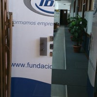 Photo taken at Fundación idea by Andres M. on 5/10/2013