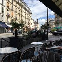 Photo taken at Café Parisien by Az on 6/15/2016