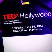 Photo taken at UCLA Freud Playhouse by Todd S. on 6/20/2014