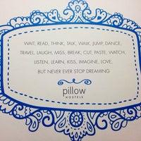 Photo taken at Pillow Ramblas by Franziska K. on 6/15/2014