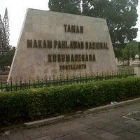 Photo taken at Taman Makam Pahlawan Kusuma Negara by dwi cahya on 6/15/2013