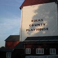 Photo taken at Bucks County Playhouse by Dave D. on 6/1/2013