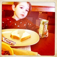 Photo taken at Panera Bread by Bria D. on 1/26/2014