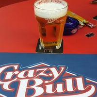Photo taken at Crazy Bull by Sergio G. on 7/2/2013