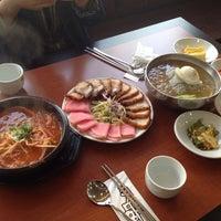 Photo taken at 찜통 by Hyunwoo N. on 3/16/2014