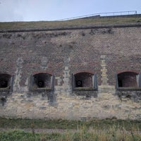 Photo taken at Fort Sint Pieter by henk e. on 10/28/2016