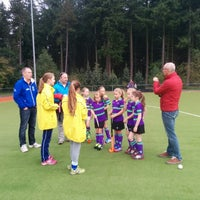 "Photo taken at Hockeyvereniging ""Hockey Ons Devies"" (H.O.D.) by henk e. on 9/13/2014"