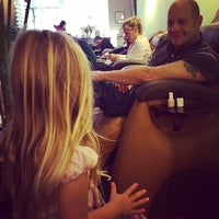 Photo taken at Hand Touch Nails by Jennifer C. on 5/24/2014