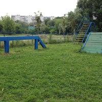 Photo taken at Собачая Площадка by Владимир С. on 6/24/2013