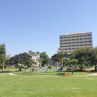 Photo taken at St. Raphael Resort by Irina S. on 6/28/2013