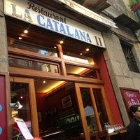 Foto tomada en La Catalana II por Irina S. el 7/12/2013