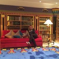 Photo taken at Burj Al Arab Al Falak Ballroom Top Floor by Irina S. on 1/16/2014