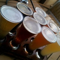 Photo taken at Oggi's Pizza & Brewing Company by Pechluck L. on 6/28/2013