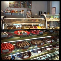 Photo taken at Let Them Eat Chocolate by Pechluck L. on 10/20/2014